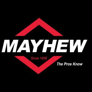 Mayhew Pro 24551 9//16-by-14-Inch Bearing Race Punch