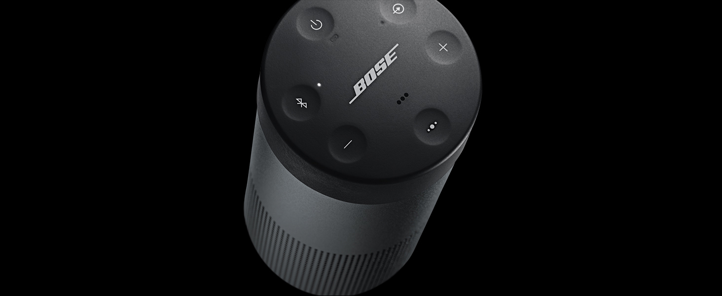 bose soundlink revolve bluetooth speaker triple black hi fi speakers. Black Bedroom Furniture Sets. Home Design Ideas