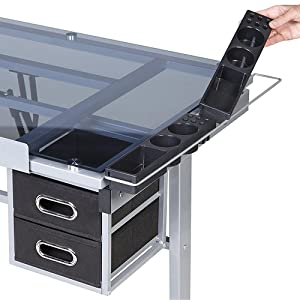Removable Supply Trays