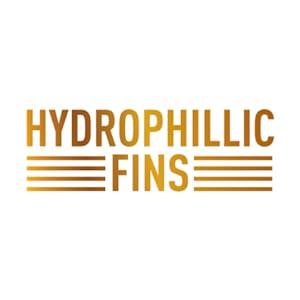 hydrophillic fins