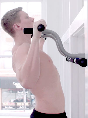 Image result for Ultimate Body Press XL Doorway Pull Up Bar Review