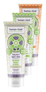 Human+Kind Body Wash