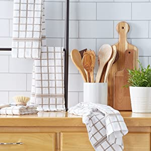 rags red wash clothes for drying dishes bar bulk bamboo cleaning cloths waffle weave christmas green