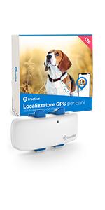 gps dog cani localizzatore