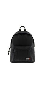 coronel tapioca mochila negra compartimentos escolar mochila de trabajo economica escolar