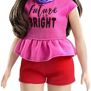 Barbie Fashionistas Doll # 98 Future is Bright Look Fashion Collectible Toy Kids