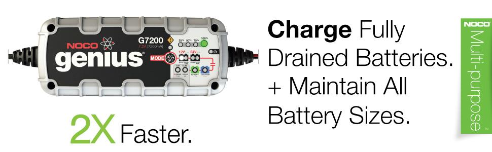 battery charger, car battery charger, smart battery charger, battery tender, battery maintainer, 12v