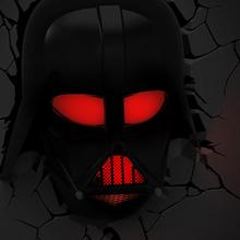 Amazon.com: Lámpara 3D de Star Wars con Darth Vader ...