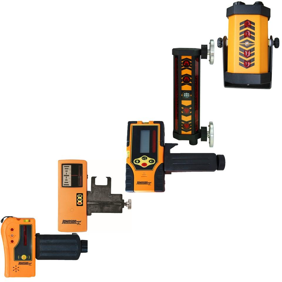Johnson Laser Detectors