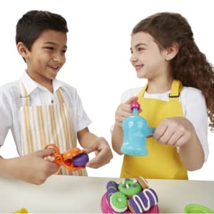 Play-Doh Kitchen Creations