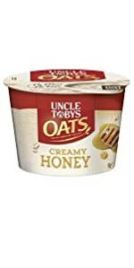 uncle tobys, uncletobys,quick,oats,oat,honey,cup,to go,on the go,takeaway,creamy,breakfast,snack