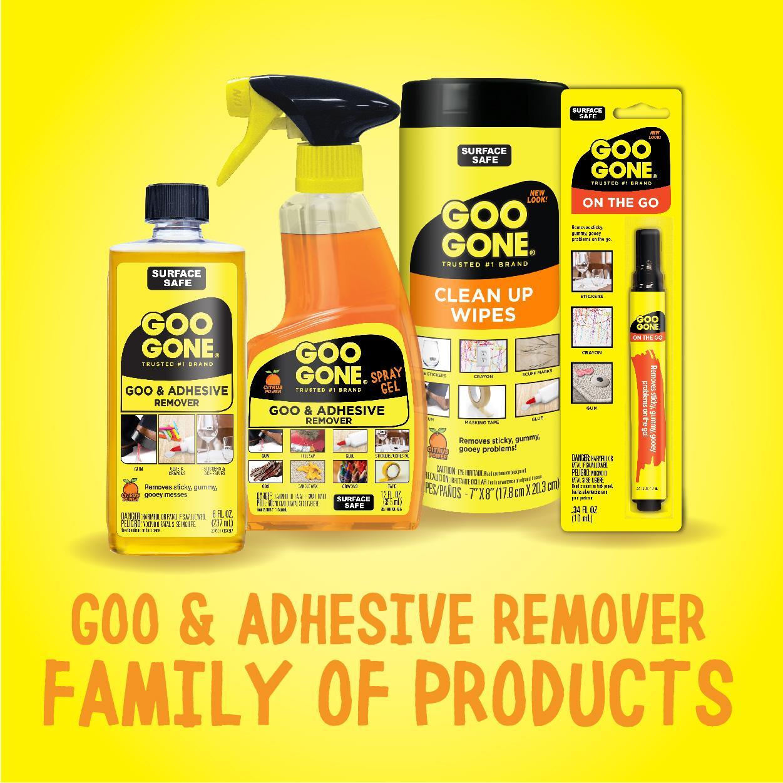 Amazon Com Goo Gone Original Goo And Adhesive Remover