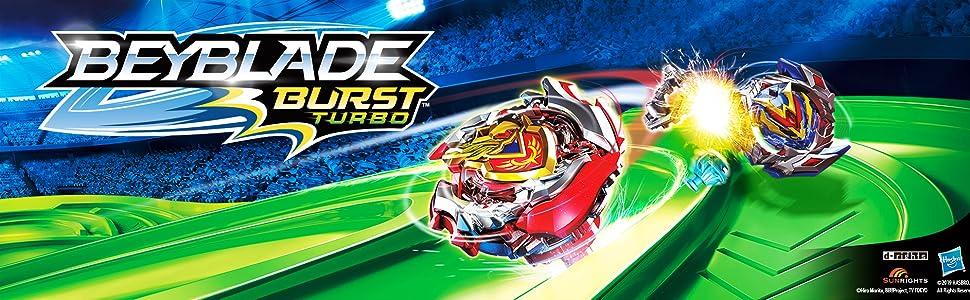 Beyblade- Estadio Turbo Rail, Talla Única (Hasbro E3629EU4 ...