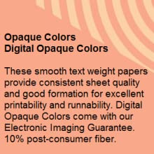 guarantee, smooth paper, paper, color paper, springhill, international paper, 10% recycle