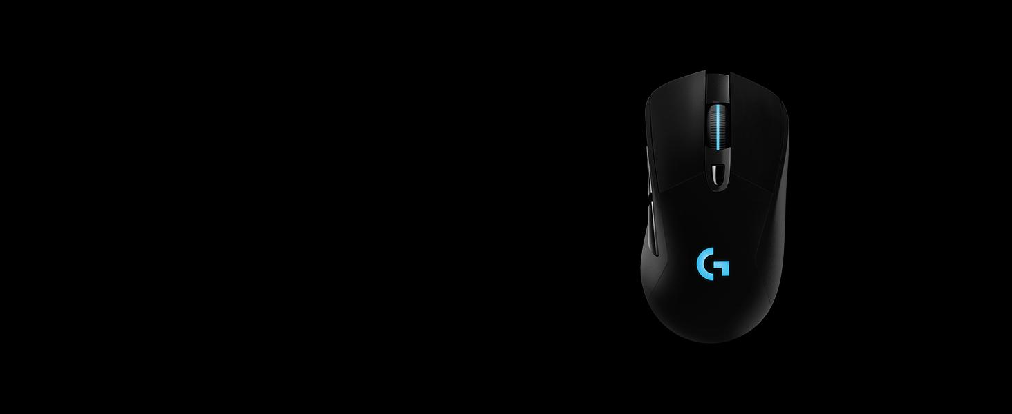 Ratón inalámbrico G703 LIGHTSPEED para gaming