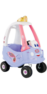 girls ride on toys cozy coupe fairy kids toddlers