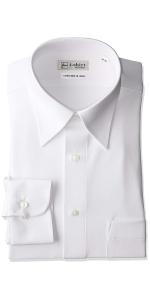 【レギュラーフィット】ゆとりあるシェイプで楽な着心地のアイシャツ
