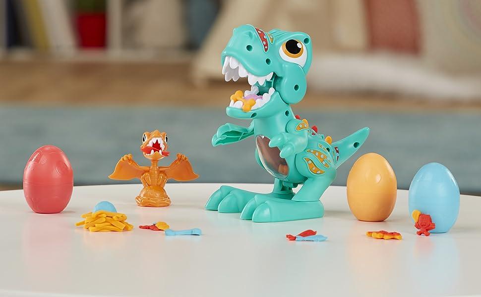 dinosaur toys for kids 3-5; trex toy; t rex toy jurassic world; toddler boy toys; imaginext dinosaur