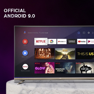 Android TV, Official Android