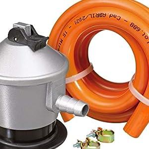 sanaeaplast sym gas butano propano regulador gas tubo homologado abrazaderas capuchon casquete