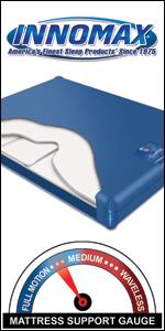 InnoMax Genesis 500 Hardside Waterbed Mattress