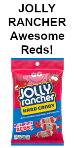 jolly rancher awesome reds hard candy hershey hersheys