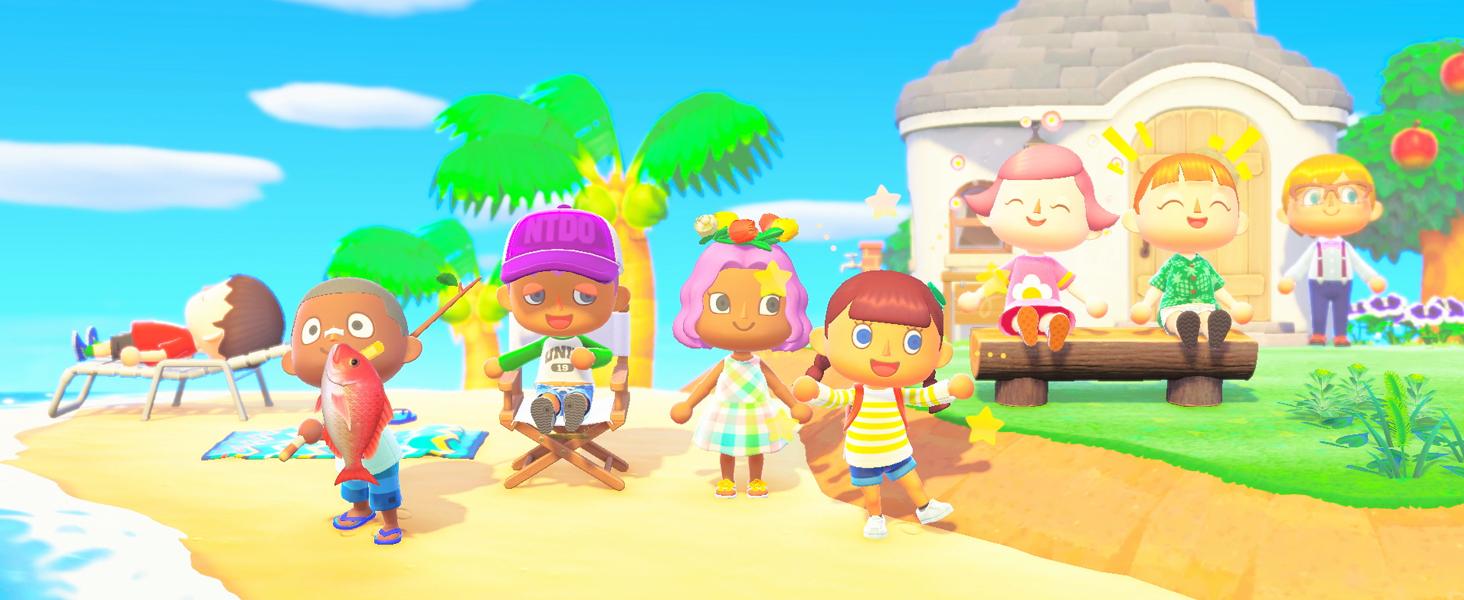 Animal Crossing: New Horizons Nintendo Switch
