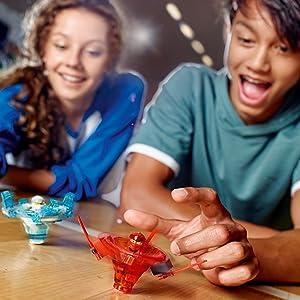 LEGO, Ninjago, toys, spinner