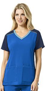 Stretch, Carhartt, Scrubs, Hospital, Uniforms, Tops