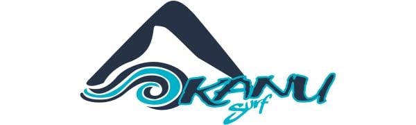 kanu surf, swimwear, logo