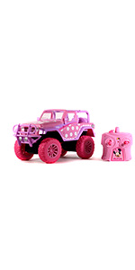 Minnie Jeep RC