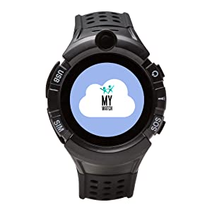 Reloj Niño GPS - Smartwatch Localizador GPS - Compatible iOS ...