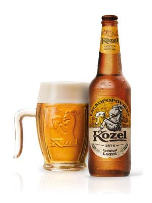 Birra Kozel Premium Lager
