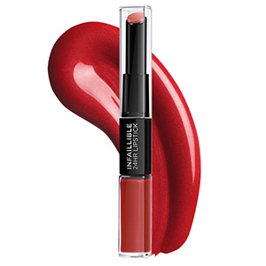 L'Oreal Paris Infallible 2-Step Lip Colour