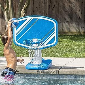 basketball hoop, pool toys, water toys, birthday, basketball hoop, outdoor, summer