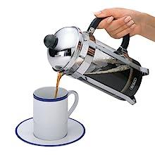 bonjour, french press, coffee, espresso