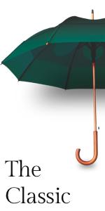 GustBuster, Classic umbrella