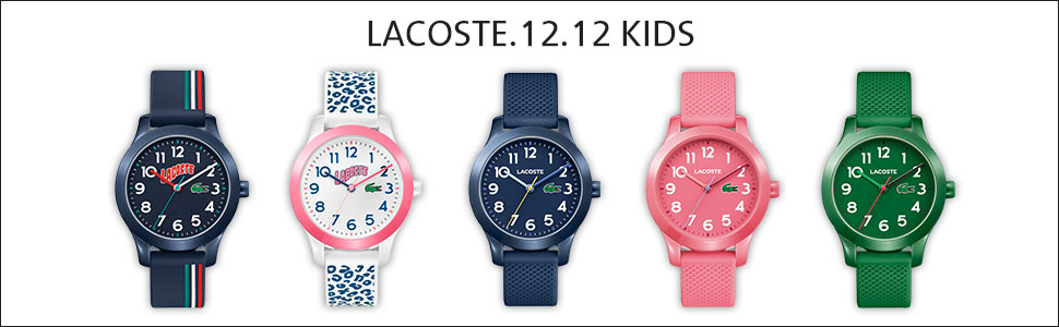 lacoste,L.12.12,ladies watches,mens watches, relojes,reloj