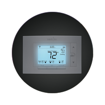 emerson sensi wifi thermostat manual