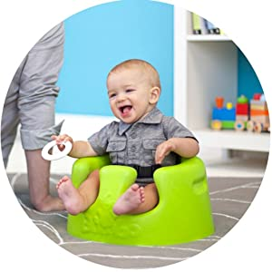 eb70c2bb1 Bumbo Children s Floor Seat Aqua  Amazon.co.uk  Baby
