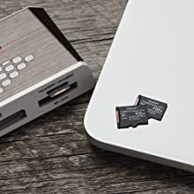 tarjetas microSD Canvas Select Plus de Kingston