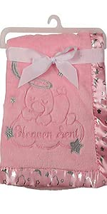 blanket, mink, sherpa, baby, boy, girl, infant, sleep, pillow, soft, crib,