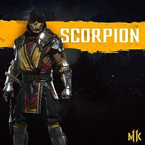 mortal kombat 11 banner scorpion