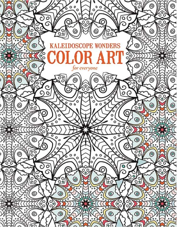 Counting Number worksheets math addition coloring worksheets : Kaleidoscope Wonders: Color Art for Everyone: Leisure Arts, The ...