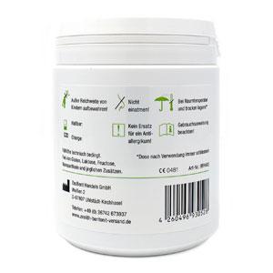 Bentonit MED + Flohsamen zur Vorbeugung und Linderung