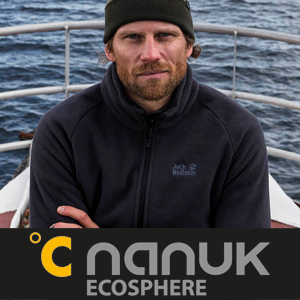 Nanuk Ecosphere, sustainable, recycled, Jack Wolfskin, outodor apparel, travel, fleece