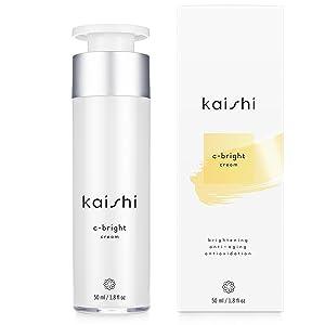 C-Bright, Kaishi, Vitamine C, huidskleur lichter