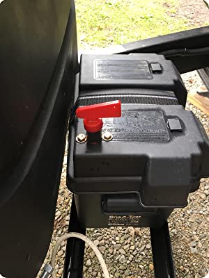 Ampper Battery Disconnect Switch Installation