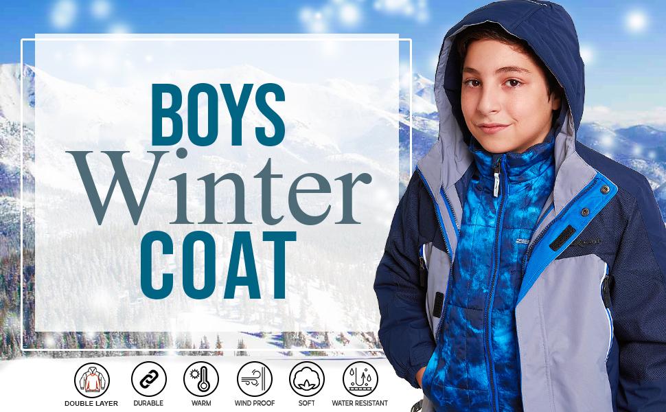 R-WAY by ZEROXPOSUR MEN/'S WINTER COAT JACKET W// BEANIE PICK SIZE /& COLOR