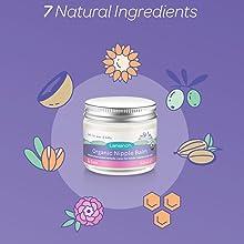 Lansinoh Organic Nipple Balm ingredients